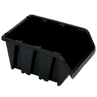 Контейнер вставной малый 160х100х85 мм Черный