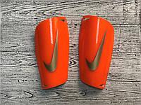 Щитки футбольные Nike Mercurial Lite Guard Orange, фото 1