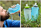 Фляга складна Naturehike Soft bottle 0,5 л, фото 4