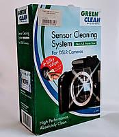 Комплект для чистки матрицы фотоаппарата Green Clean sc-4200 Без ШВАБР !