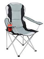 Кресло раскладное для рыбалки и туризма, складной стул, рыболовное кресло