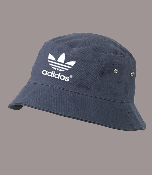 Панама Адидас летняя синяя| Adidas мужская как оригинал