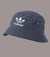Панама Адидас летняя синяя| Adidas мужская как оригинал, фото 1