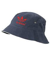 Панама Адидас red, сине-белая  | Adidas мужская как оригинал, фото 1