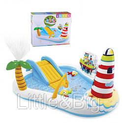 Игровой центр с бассейном Intex арт. 57162