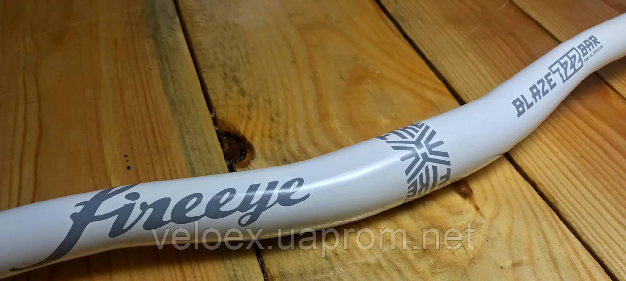 Руль FireEye Blaze 722 белый, фото 1