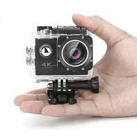 Экшн камера F60R - Full HD 4K Wi-Fi  с пультом ДУ, фото 1