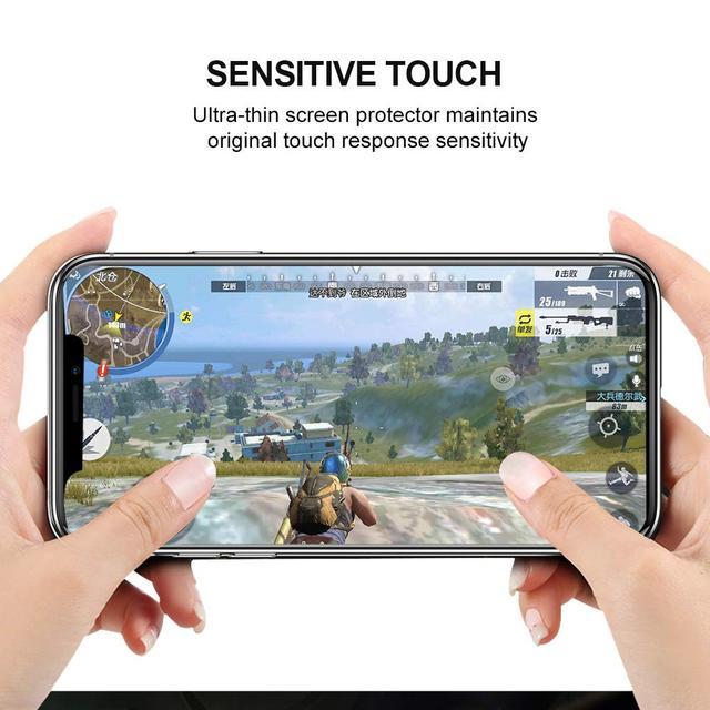 Противоударное стеклоiPhone XR 6.1 дюймов