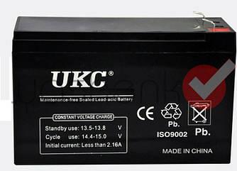 Аккумулятор UKC 12V 12Ah WST-12