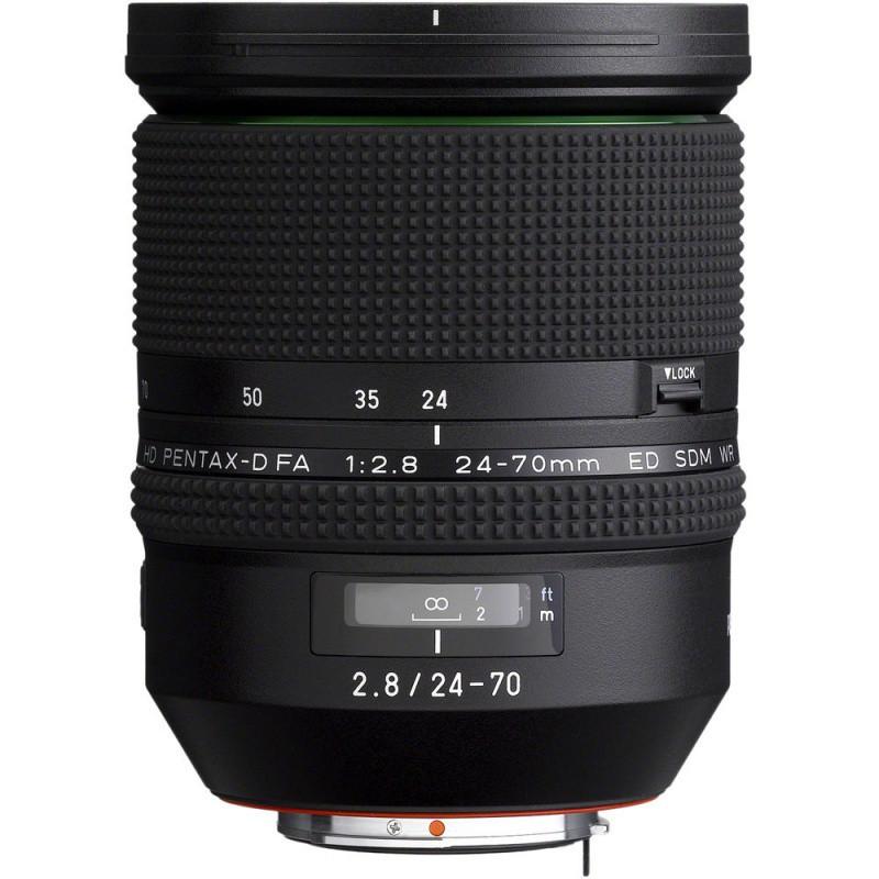 Объектив HD Pentax D FA 24-70mm F/2.8 ED SDM WR / на складе