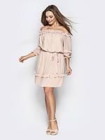 eca03a8a3ef Короткое платье из шифона в Украине. Сравнить цены