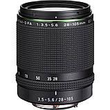 Об'єктив HD Pentax D FA 28-105mm F/3.5-5.6 ED DC WR / під замовлення, фото 2