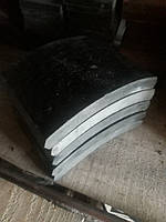 Тормозные накладки Икарус ЛиАЗ ЛАЗ 677-3501105