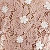 Гипюровая блуза в мелкие кружевные цветы 44-46, фото 4