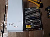 Импульсный Блок питания 24V 10A 200w AC220v to DC 24v СВДТ