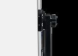Доска оборотно-мобильная для маркера 120x90 см ABC Office, фото 4