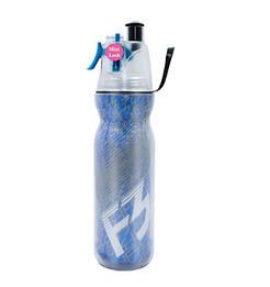 Спортивна пляшка для води з розпилювачем 590 мл