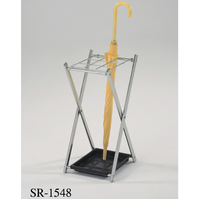 """Складная подставка для зонтов Onder Metal """"SR-1548"""" хромированная"""