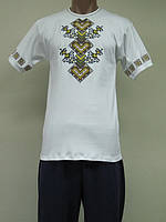 Вышиванка - футболка мужская Сороченский Узор