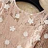 Женская блузка с расклешенными рукавами 44-46 (в расцветках), фото 6