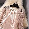Женская блузка с расклешенными рукавами 44-46 (в расцветках), фото 8