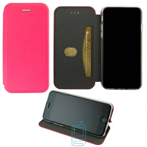 Чехол-книжка Elite Case Samsung A9 2018 A920 розовый, фото 2