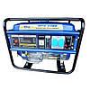 Бензиновый генератор Werk WPG6500 (5кВт)