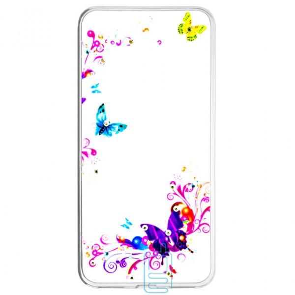 Накладка Fashion Diamond Huawei P8 принт #8