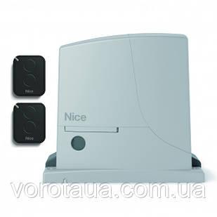 Автоматика для откатных ворот Nice ROX 1000 весом до 1000кг