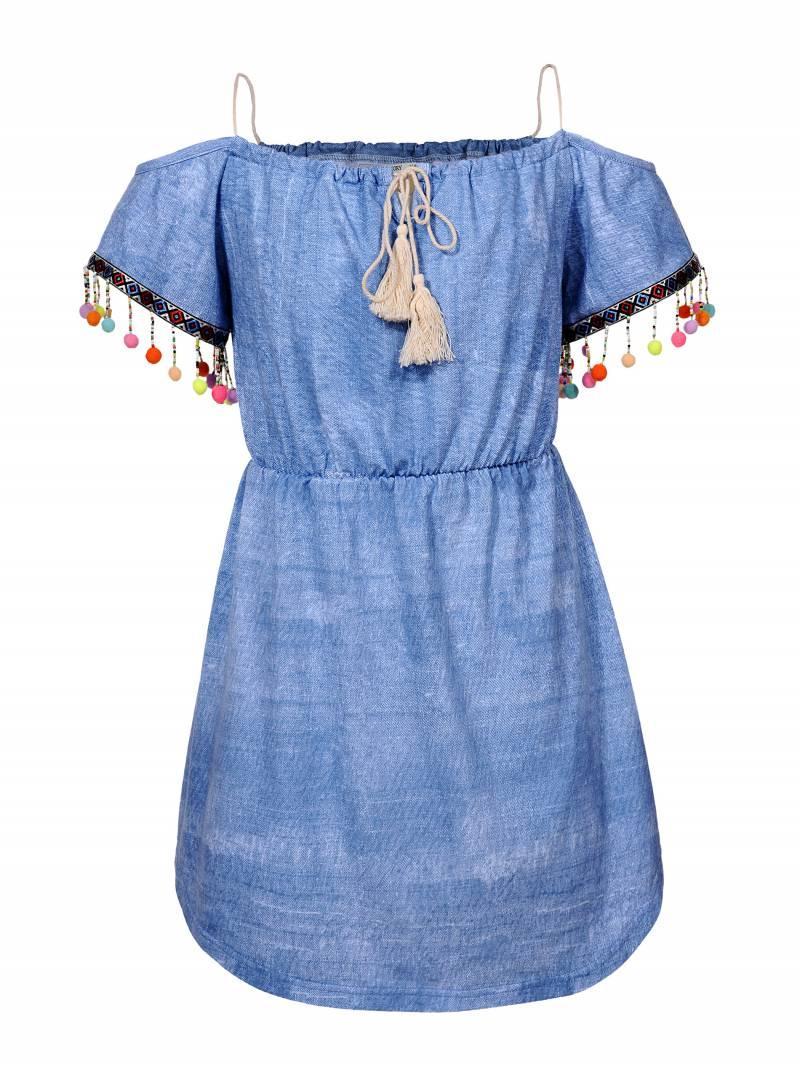 {есть:110} Платье для девочек Glo-story ,