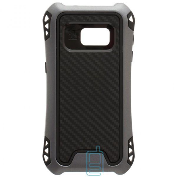 Чехол силиконовый WUW X1 Samsung S7 G930 серый