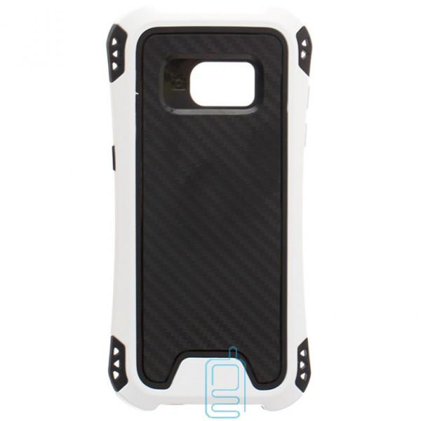Чехол силиконовый WUW X1 Samsung S7 Edge G935 белый