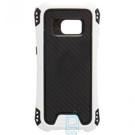 Чехол силиконовый WUW X1 Samsung S7 Edge G935 белый, фото 2