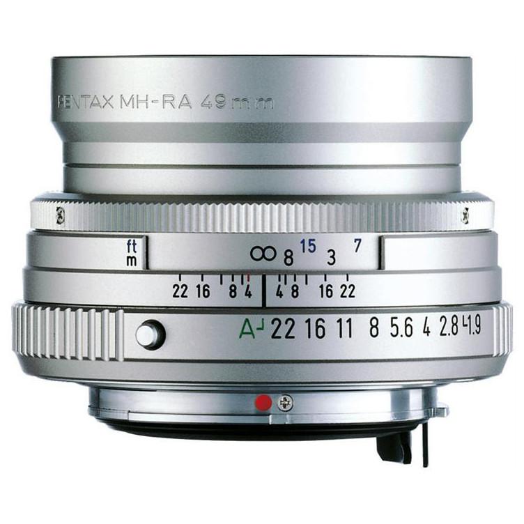 Об'єктив Pentax SMC FA 43mm F/1.9 Limited Silver