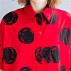 Молодежная свободная рубашка 44-50 (в расцветках), фото 5