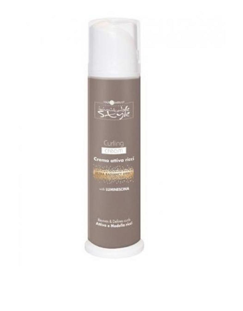Hair Company Inimitable Style Curling Cream - Крем для локонов (100 мл)