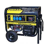 Бензиновый генератор Firman FPG 7800 E2 (5кВт), фото 1