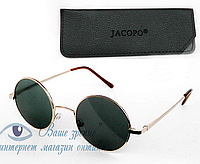 """Солнцезащитные очки """"круглые"""" 7201 , фото 1"""
