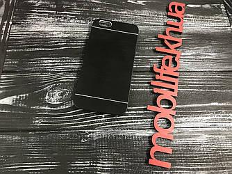 Чехол iPhone 6,6s металл Black