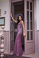 Элегантное женственное вечернее платье