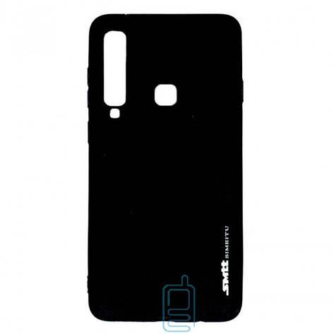 Чехол силиконовый SMTT Samsung A9 2018 A920 черный, фото 2