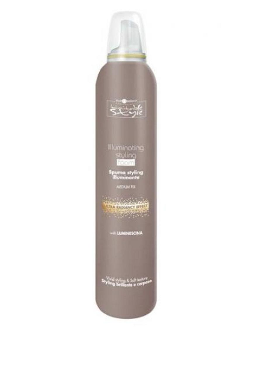 Hair Company Inimitable Style Illuminating Styling Foam - Мусс придающий блеск (250 мл)