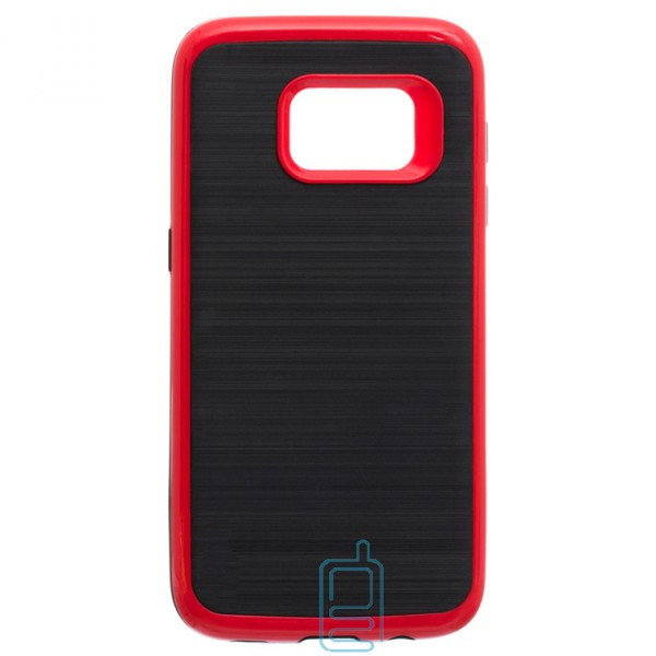 Чехол-накладка Motomo X3 Samsung S7 Edge G935 красный