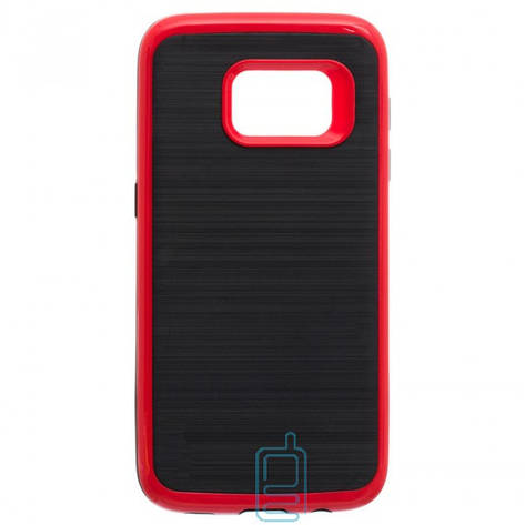 Чехол-накладка Motomo X3 Samsung S7 Edge G935 красный, фото 2