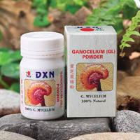 Порошок из ганодермы-Ганоцелиум (GL) помогает вылечить сахарный диабет, артрит, аллергии.30 гр.DXN,Малайзия