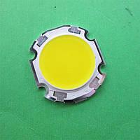 Светодиодная матрица COB LED 10w 20mm