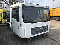 Кабина MAN TG 410 A б/у