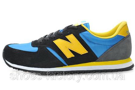 Кроссовки в стиле New Balance U420, фото 2