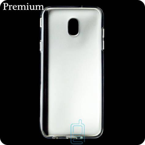 Чехол силиконовый Premium Samsung J7 2018 J737 прозрачный, фото 2