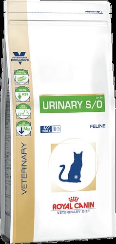 Корм для котів Royal Canin URINARY S/O FELINE 9кг